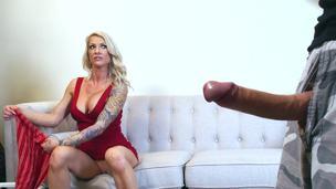 anal blonde cock horny juicy