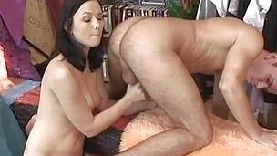 anal babe femdom handjob job