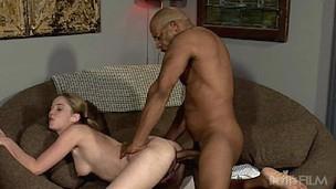 black dad fresh fucking horny