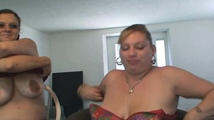 bbw blonde boobs brunette webcam