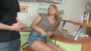 anal ass bar bareback blonde