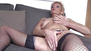 black boobs lingerie masturbation mature
