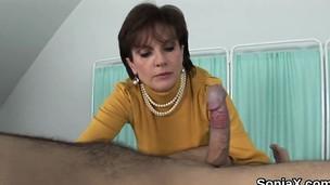 boobs brunette femdom fetish mature