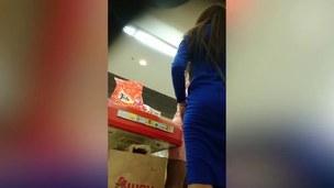 russian skirt upskirt voyeur