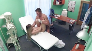 amateur blowjob doctor friend girlfriend