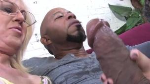 big cock cock interracial milf