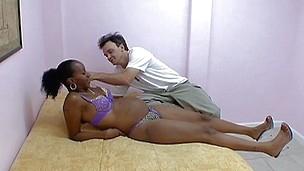 black blowjob emo interracial job